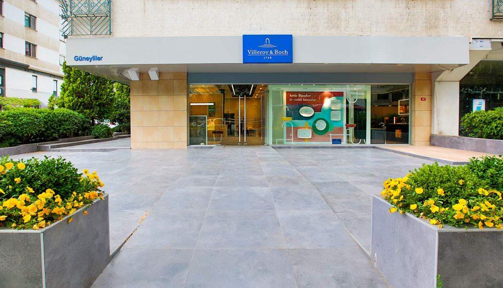 Villeroy Boch store opened